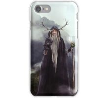 Ghost of Mountains iPhone Case/Skin