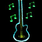 Painting with light_Bass by Douglas Gaston IV