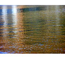 Liquid Copper Photographic Print