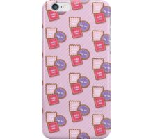 Alice's biscuits iPhone Case/Skin