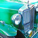 Vintage MG by mavaladez