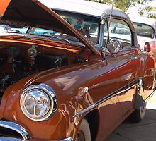 1954 Pontiac Chieftian by aleen