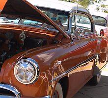 1954 Pontiac Chieftian by aleen