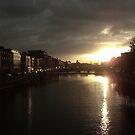 Ha'penny Bridge (Dublin, Ireland) by ACBPhotos