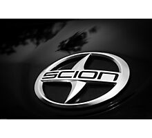 Scion Auto Shoot  Photographic Print