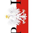 Flag of Poland PL by PolishArt