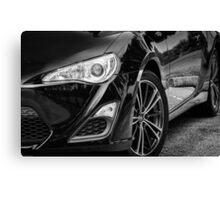 Reflection in Scion  Canvas Print