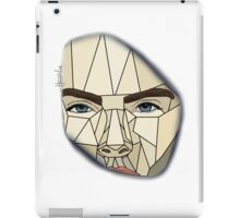Cara Delevingne- Graphic Art iPad Case/Skin
