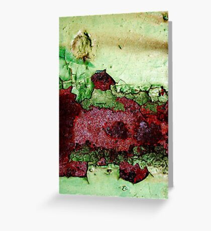 Apple and Wild Cherry Greeting Card