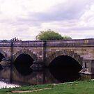 Historic Bridge, Ross, Tasmania  by Michael John