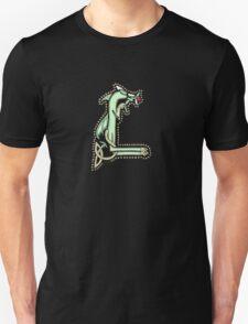 Celtic Oscar letter L Unisex T-Shirt