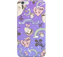 Holmes is where my heart is iPhone Case/Skin
