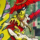 Mr. Graffiti by Juergen Weiss
