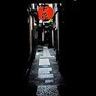 Alley 、KYOTO    JAPAN by yoshiaki nagashima
