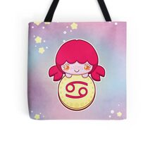 Kawaii Zodiac - Cancer Tote Bag
