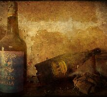 Vintage Wine by Paula McManus
