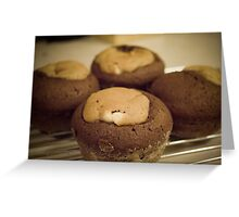 Sweet Cuppin' Cakes Greeting Card