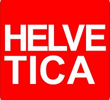 Helvetica Caps by mususama