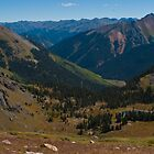 The Edge of the San Juans by Roschetzky