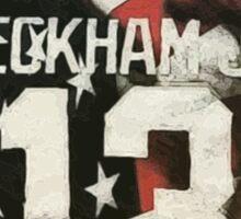 Beckham Jr. Sticker