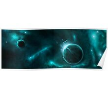 Galaxy Renewal Poster
