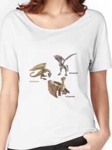 dragons Women's Relaxed Fit T-Shirt