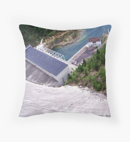 (Baby It's a) Long Way Down Throw Pillow