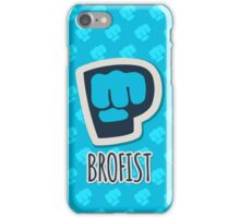 PewDiePie - Brofist! iPhone Case/Skin
