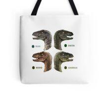 Raptors Tote Bag