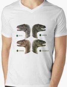 Raptors Mens V-Neck T-Shirt