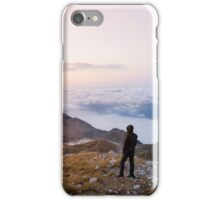 6725ft at 5:30 am  iPhone Case/Skin