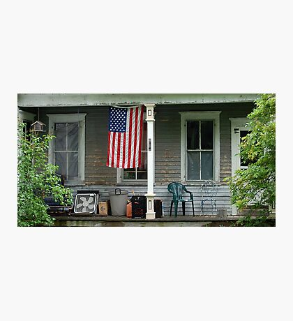 The Front Porch Photographic Print