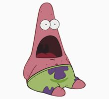 Patrick Star Shocked Tumblr by rosewelldesigns