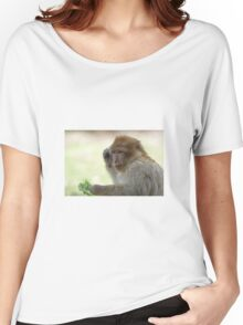 Monkey Women's Relaxed Fit T-Shirt