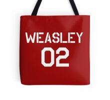 Weasley Quidditch team Tote Bag