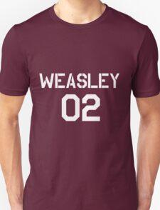 Weasley Quidditch team Unisex T-Shirt