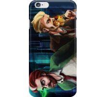 Corrigan-Constantine team up iPhone Case/Skin