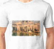 Invasion Earth by Raphael Terra Unisex T-Shirt