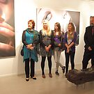 Some pics from my Solo show by Warren Haney