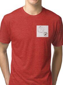 Judo novo Tri-blend T-Shirt