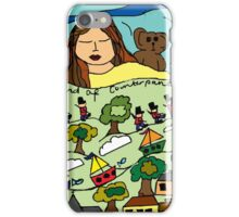 THE LAND OF COUNTERPANE iPhone Case/Skin