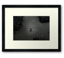 storeman Framed Print