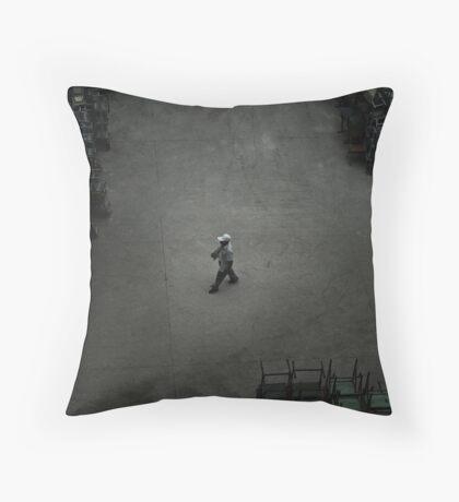 storeman Throw Pillow