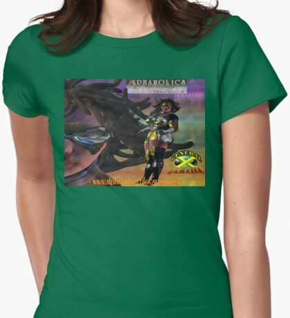 General Jamaica Womens Fitted T-Shirt