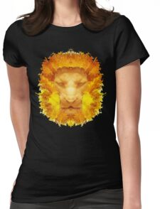 Flame King Womens Fitted T-Shirt