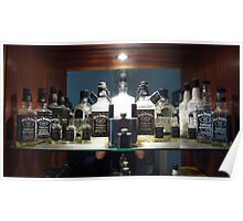 Jack Daniels Collection Poster