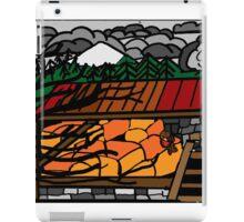 THE NORTH WIND DOTH BLOW iPad Case/Skin