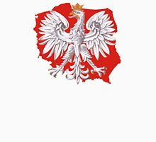 Polish Eagle Poland Outline T-Shirt