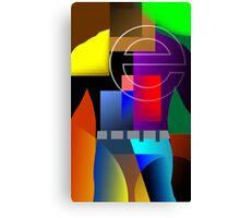 internet symbol Canvas Print