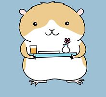 Breakfast in Bed - Hamster Unisex T-Shirt